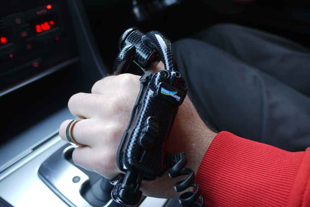 Driving Controls for disabled drivers