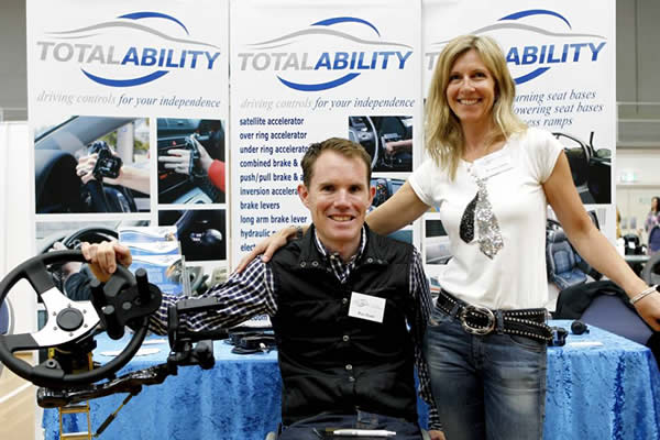 Paul Crake of Total Ability