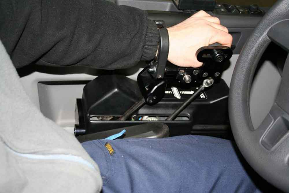 Freedom Accelerator Amp Brake Hand Controls Total Ability
