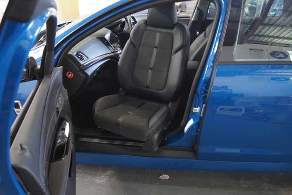 turning seat for car