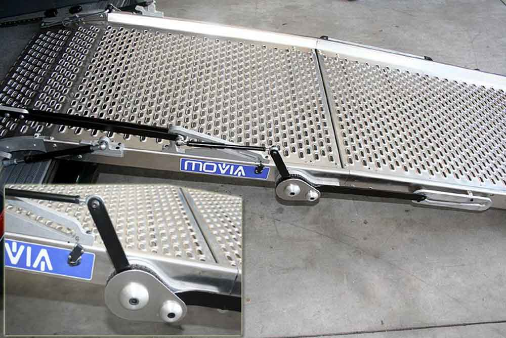 wheelchair ramp for van