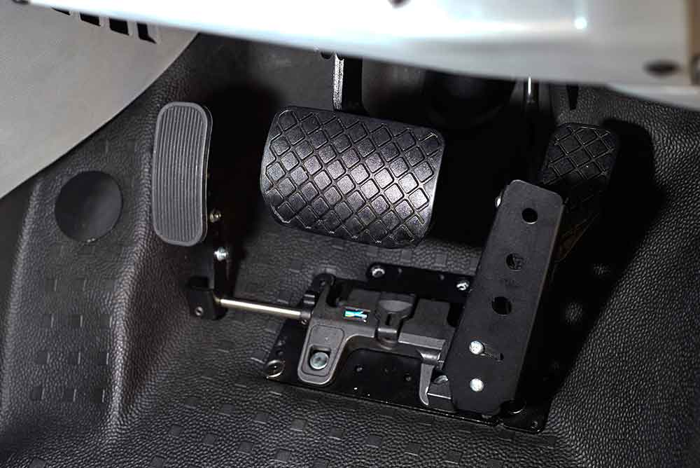 Left Foot Accelerator Pedal Total Ability Australia And