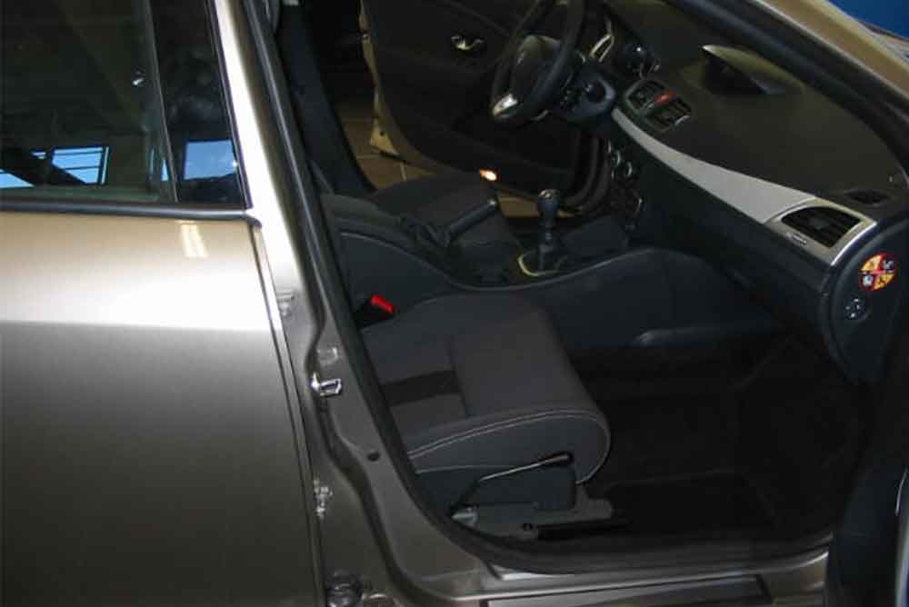 Swivel Car Seat Base