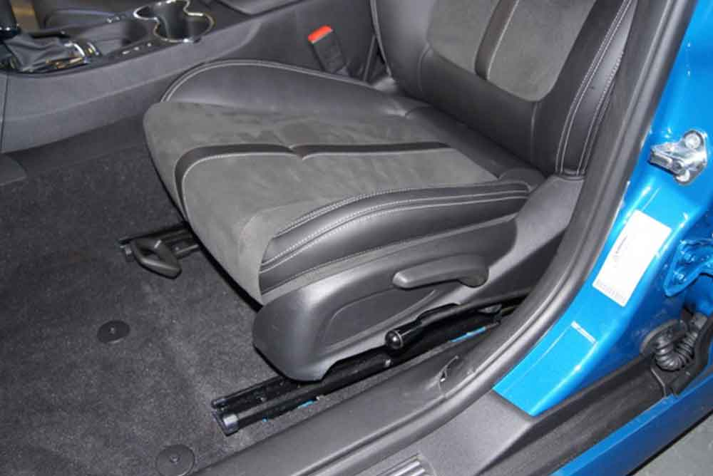 car swivel seat base