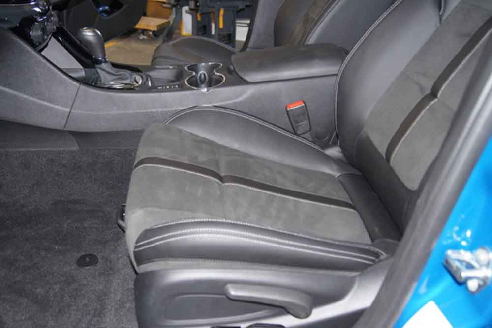 install car swivel seat