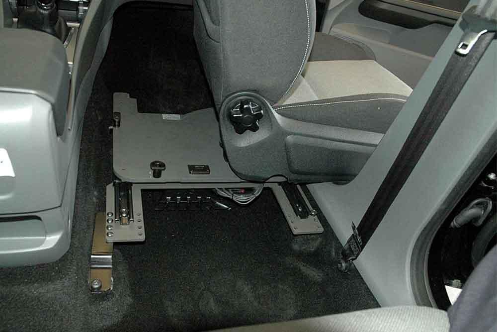 Swivel Seat Bases For Vans & Cars | Total Ability Australia