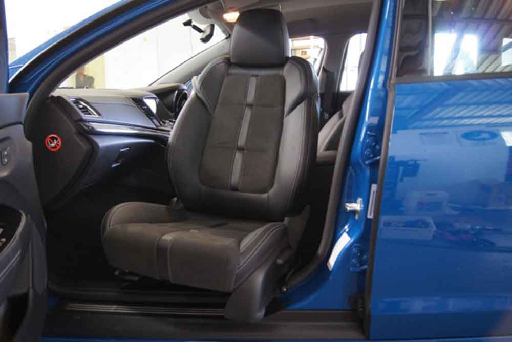 Van Swivel Seats Install Car