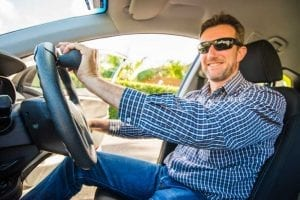 Driving Occupational Therapist Nick Neville