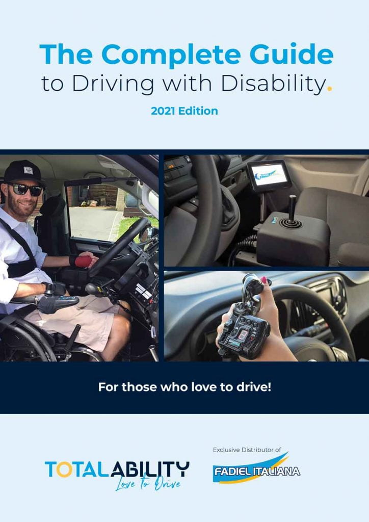 Complete Guide to Driving With Disability